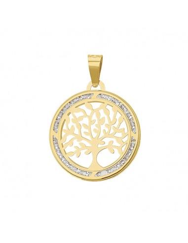 Dije árbol de la vida Oro 10K